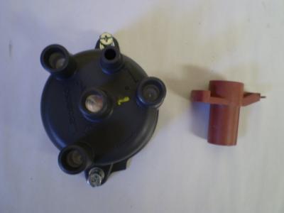 Daihatsu Hijet Distributor Cap and Rotor S100 S110
